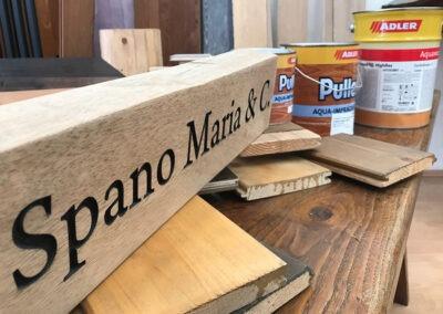 Smalti per legno