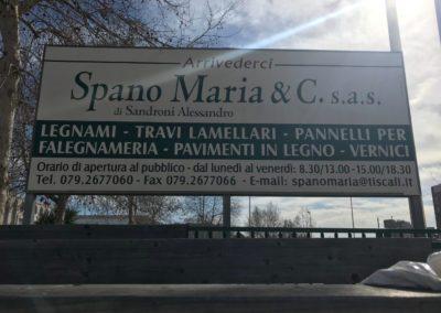 Spano Maria Legnami
