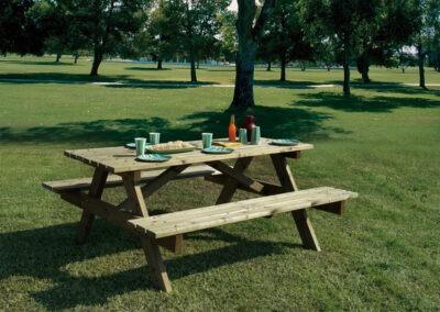 tavolo da giardino